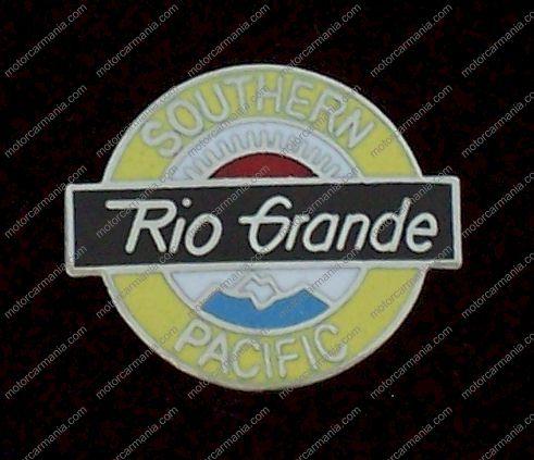 SPOKANE PORTLAND /& SEATTLE RAILWAY  RAILROAD  Hat Pin Lapel  Pin